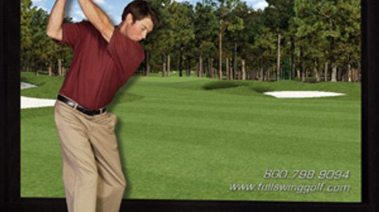 How Golf Simulators Work
