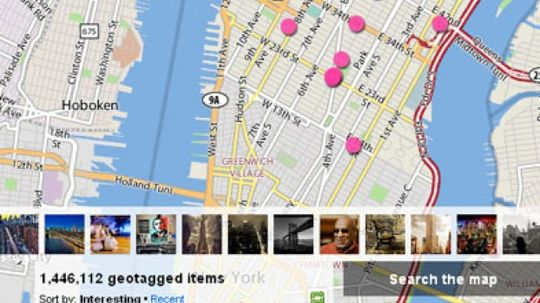 How GPS Photo Taggers Work