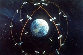 Our GPS satellite constellation is great but limited.
