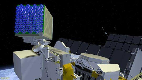 How is GPS used in spaceflight?