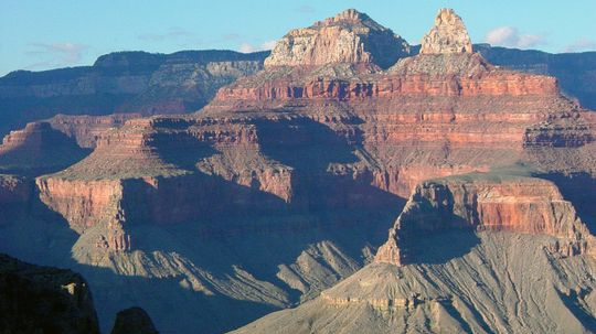 Lost Civilization in Grand Canyon Was, Wait, Egyptian?
