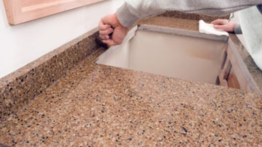 Are granite countertops on their way out?