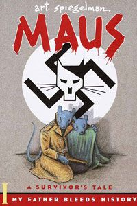 """""""Maus,"""" a memoir that explores the personal impact of the Holocaust, won a Pulitzer Prize."""