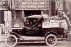 The introduction by Ford of its first light-duty pickup truck as an optional body for the 1925 Model T Runabout proved a bellwether for the automotive industry. Suddenly, less-than-carload traffic could be carried far less expensively by road than by rail.