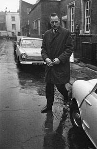 Scotland Yard Detective Jack Slipper played a game of cat-and-mouse with Ronnie Biggs for decades.
