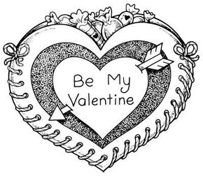 Paper Pockets are perfect for Valentine's Day.