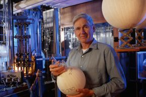 The man for whom the apartments are named, legendary atmospheric scientist Charles David Keeling, who was affiliated with the University of California's Scripps Institution of Oceanography in San Diego from 1956-2005.