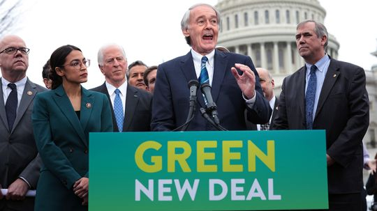 What's Next for the Green New Deal?