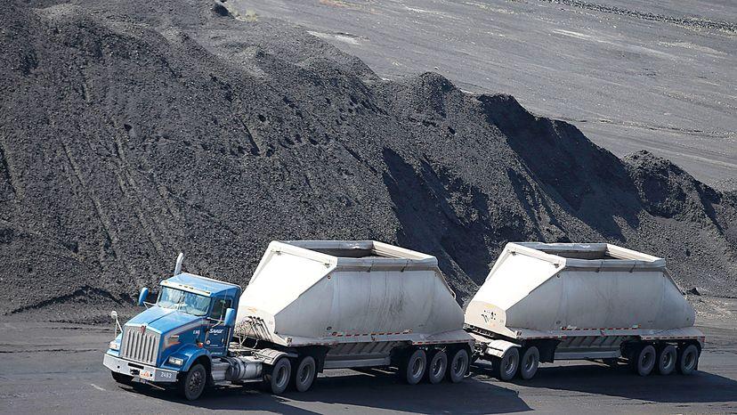 Utah coal mine