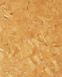 Avoid particleboard that uses formaldehyde as a binding agent.
