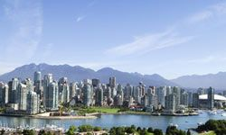 Vancouver is big on using emerging technologies.
