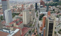 Though it's a bustling city, every February 1st, Bogotá goes without the use of cars.