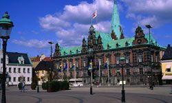Malmö, Sweden is made up of environmentally conscious neighborhoods.