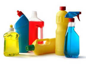 Are your cleaning products doing more harm than good? See more pictures of green living.