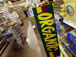 Consumer demand for organic food is so high, it's starting to outstrip the supply of organically raised products.