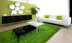 Green design materials can be chic and trendy. See more green living pictures.