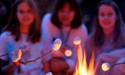 S'mores may not be an option if your campground doesn't allow fires.
