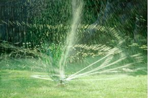 Sprinklers can be fun to play in, but if you're hoping to conserve water, a less splashy alternative will help.