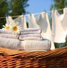 Freshen your clothes naturally.