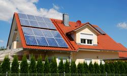 Green Living Image Gallery Green technology, like solar power, may seem pricey up front compared, but over a lifetime of use, you'll end up saving on energy costs. See more green living pictures.