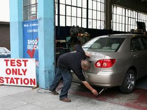 The greenhouse gas score given by the EPA measures your vehicle's fuel economy.