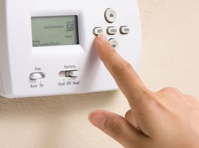A programmable thermostat can really help save you money.