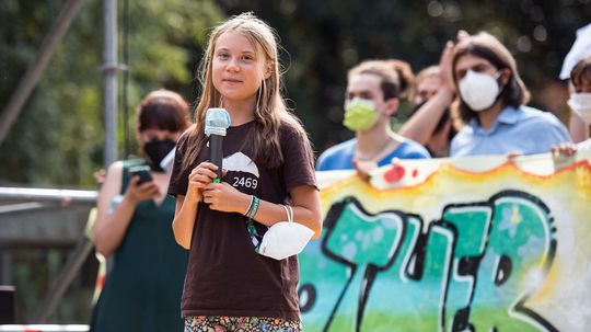 Climate Activist Greta Thunberg Wants More Results, Less Politics