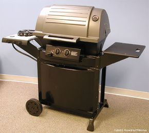 Grilling is done all year, but is most popular during the spring and summer. See more pictures of grilling.