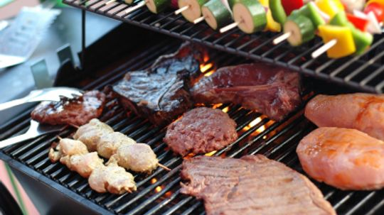 How to Grill Food