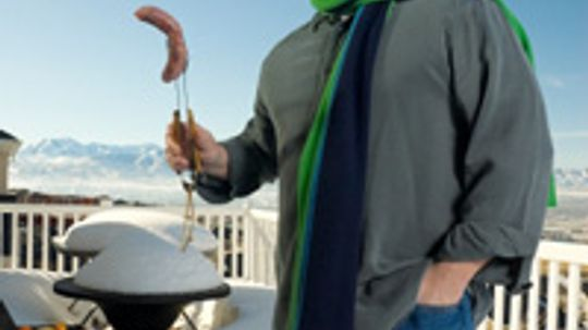 10 Tips for Grilling in Inclement Weather