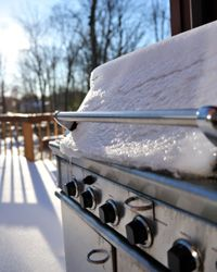 Different grills can make grilling in bad weather easier.