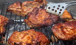 Make your meat less boring with a little spice. See more pictures of extreme grilling.
