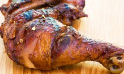 Jerk goes well with a wide variety of spices, fruits and vegetables.