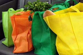 Rather than contributing to trash heaps near and far, try remembering your reusable totes next time.