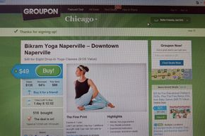 Groupon can help small businesses grow -- but there's a catch.