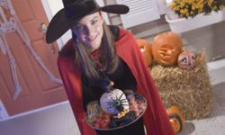 Disguise the usual fare with clever Halloween themes.