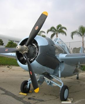 """The Grumman F4F Wildcat's initial """"loss"""" to the Brewster Buffalo in competition is puzzling, in part because the Wildcat was about 10 mph faster. Subsequent Wildcats were quicker still, and the plane won its place in combat, and history. See more classic airplane pictures."""