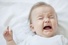 Conditioning a baby to be fearful and upset is definitely a jerk move.