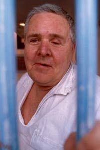 Serial killer Henry Lee Lucas in prison in Huntsville, Texas, in 1998.