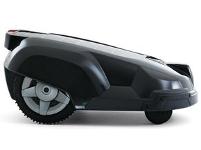 The Husqvarna Automower Solar Hybrid is a robotic lawn mower. See more green science pictures.