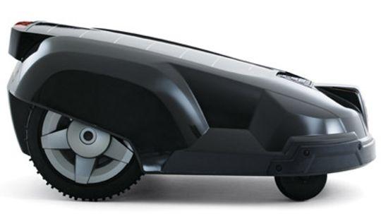 How the Husqvarna Automower Solar Hybrid Works