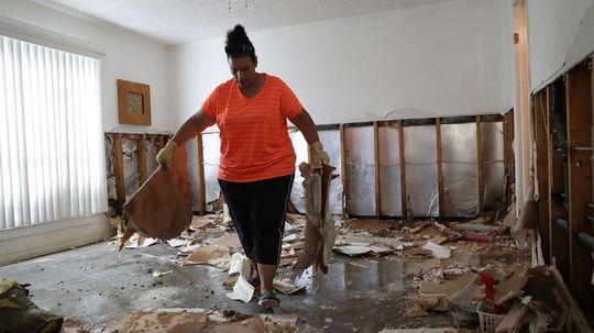 Do Hurricanes Help Local Economies in the Long Run?