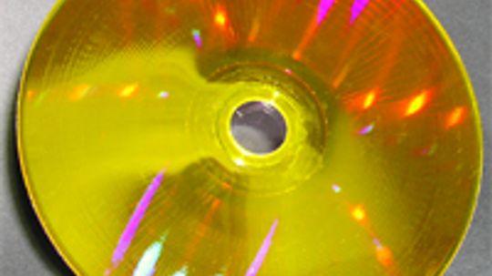 How Holographic Versatile Discs Work