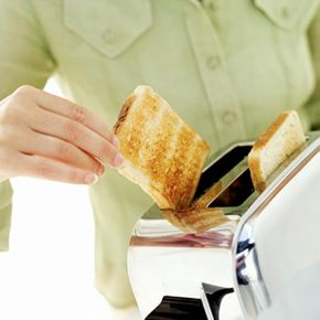 Take your toaster to the next level by getting one that can cook eggs, too.