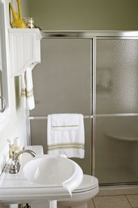Do you have a cramped bathroom? Save space and water by putting your sink in the bowl of your toilet.