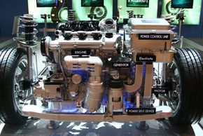 Hybrid engines may be closely associated with efficient driving, but it's easy to give your green car a power boost.