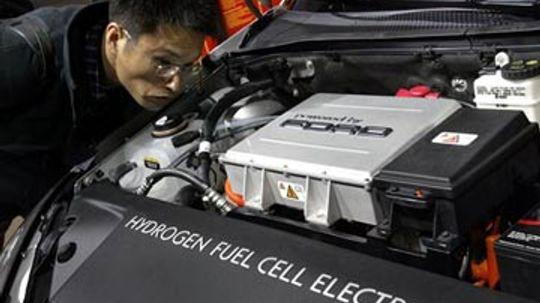 How do hybrid car designs aid in fuel efficiency?