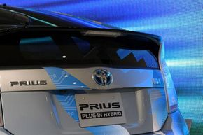 Hybrid cars do burn gasoline, but not as much as conventional ones.