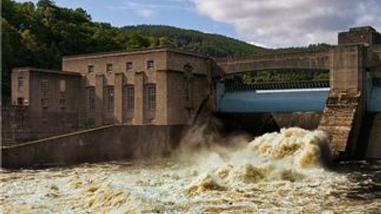 How will hydro energy look in the future?