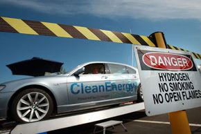 Hydrogen-powered cars are already on the road -- but are they dangerous?